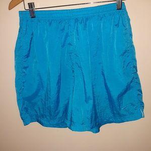 Nike nylon activewear shorts, Xl 16/18